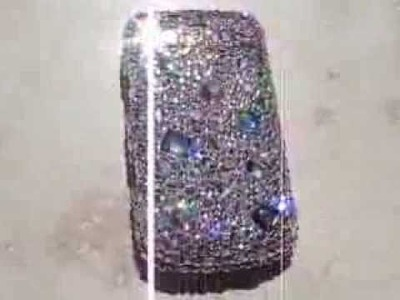 Www.Icy-Couture.com, Swarovski Elements Crystallized Phone Bling