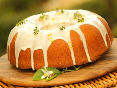 Beth's Lemon Pound Cake Recipe | IN BETH'S GARDEN