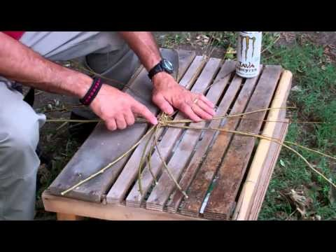 Containers: Making a Willow Basket