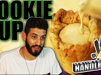 Cookie Cup - Handle it