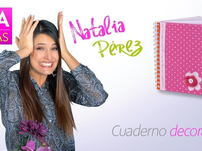 Decora Tus Cuadernos, back to school