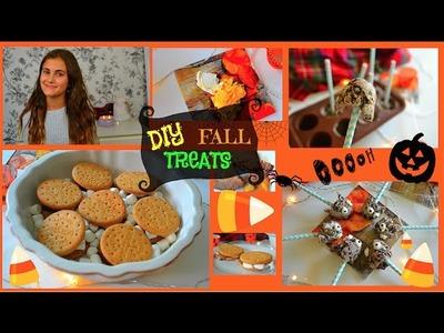 DIY Fall Treats | Fall Party Treats