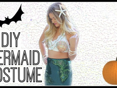 DIY Mermaid Halloween Costume! Style By Dani