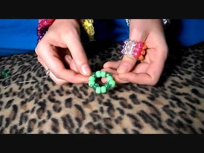 Gifts Small 3D Kandi Cube Tutorial