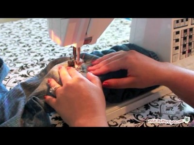 How To Mend Clothing: Lesson 2