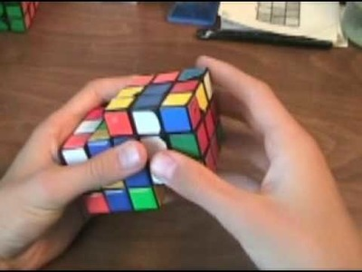 How to Solve a Siamese Rubik's Cube