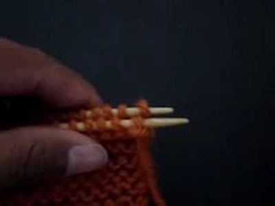 Knitting Pinwheels on a Loom Part V