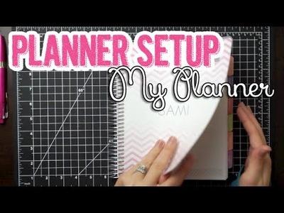 My Plum Paper Planner Setup 2015 & Organization Process   My Planner Series