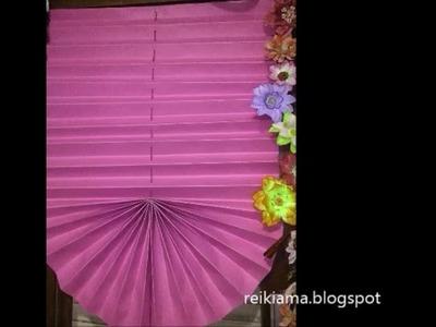 Perciana ou cortina de papel