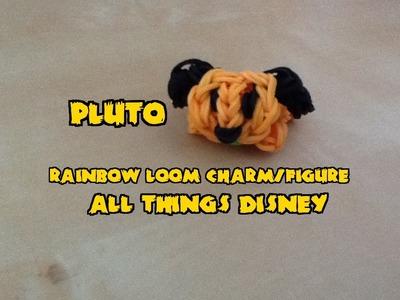 Rainbow Loom Pluto Charm.Figure