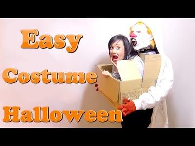 The best costume DIY last minute #Halloween - Isa ❤️