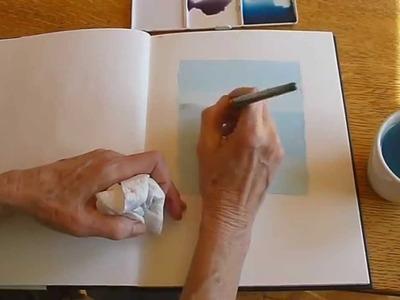 Watercolor Sketching & Journaling - Part 1 - Gay Kraeger