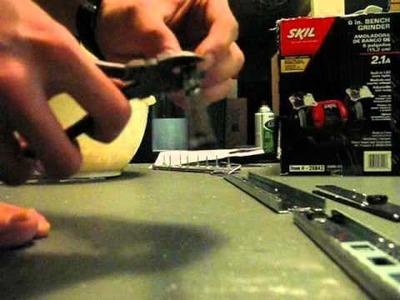 Wolverine Claw Mechanism Tutorial - Part 1