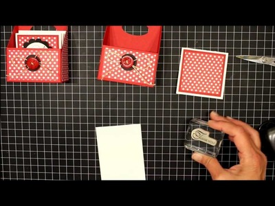 3 x 3 Cards & Gift Box