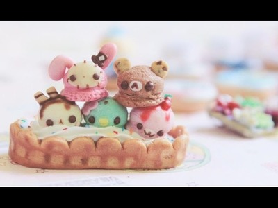 Clay Charm Update! Rainbow Hedgehogs and Macarons? (#4)