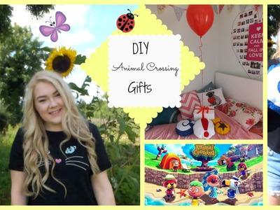DIY Animal Crossing Gifts