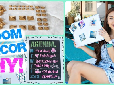 DIY Back to School Room Decor! 2014 ♥