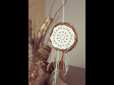 DIY Dream Catcher | ShowMeCute