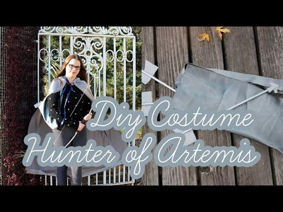 DIY Hunter of Artemis Costume | Halloween 2014