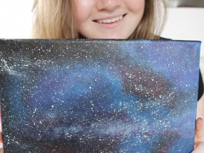 Galaxy Painting Tutorial