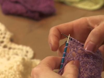 How to Fix Common Lace Knitting Mistakes with Laura Nelkin