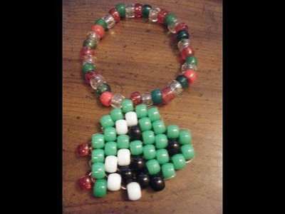 How to Make a Kandi Yoshi (Part 1) - [www.gingercande.com]