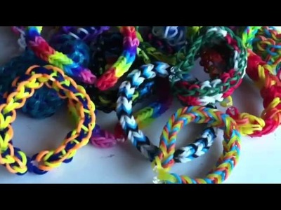 Rainbow Loom Bracelet Collection #2 Toy of the Year 2013.14