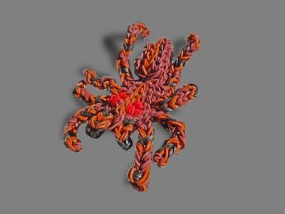 Rainbow Loom Tarantula