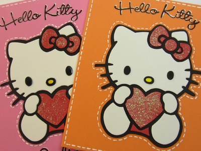 Tutorial: Foam Hello Kitty. Hello Kitty de goma eva, foami o fomi.