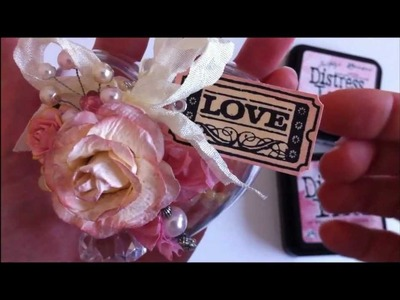 Valentine Favor Box ~ Pro 31 Designs ~ DT Project Episode 7