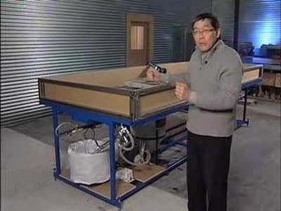 Water Recycling System—Concrete Counters—ConcreteNetwork.com