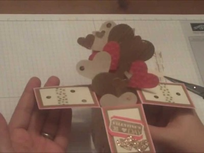 A4 friendly card in a box
