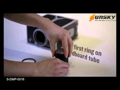 Cardboard Smartphone Projector. DIY Mobile Phone Projector Portable Cinema