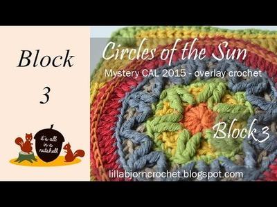 Circles of the Sun Overlay CAL Block 3