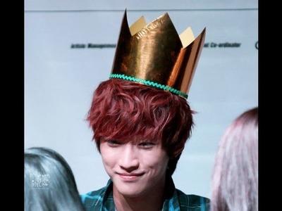 DIY B1A4 Crown ♔ Jinyoung.