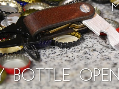 DIY Bottle Opener Keychain – Mini MOD #39