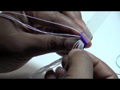 GIFTED HANDS #5 (MAKING A THREAD BRACELET)