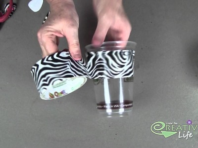 How to create duct tape earrings