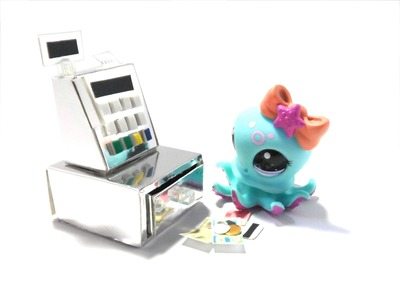 How To: Shop 101 #1 Cash Register&Money (LPS)