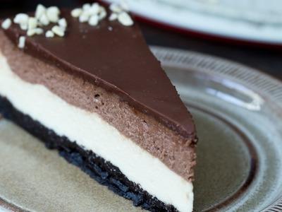 Nutella Cheesecake Recipe