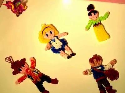 Rainbow Loom Disney Doll Collection✨