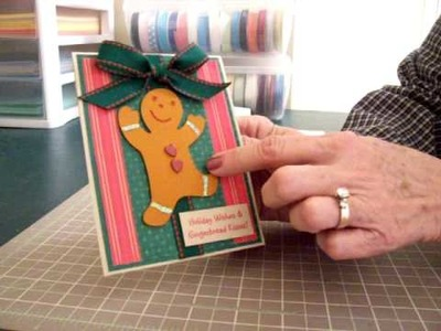 """""""The Twelve Days of Christmas"""" Cards: # 8"""