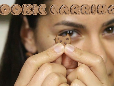 Cookie Earrings ♥ DIY