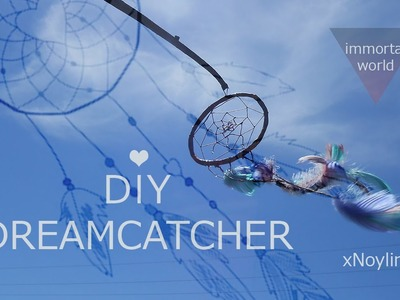 DIY Dreamcatcher || Immortal World by xNoylin