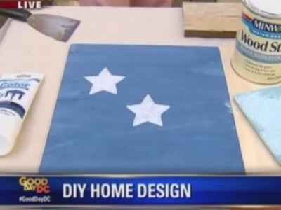 DIY for a Crafty Fourth of July | Repurpose and Reuse with Minwax