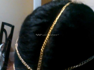 DIY: Gold Headpiece ( Egypt inspired) EASY