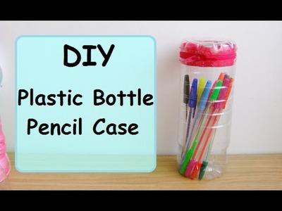 DIY: Plastic Bottle Pencil Case