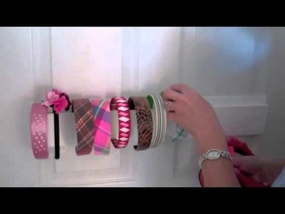 Headband Holder Demo