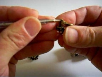 How to loosen clip on earrings