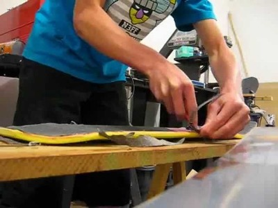How to make a cruiser skateboard